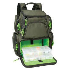 Wild River Multi-Tackle Small Backpack w\/2 Trays [WT3508]