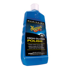 Meguiar's #45 Boat\/RV Polish & Gloss Enhancer - 16oz [M4516]