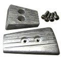 Tecnoseal Anode Kit - Volvo DPSA\/SXA - Aluminum [20711AL]