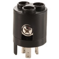 Motorguide 6-Gauge Wire Receptacle Adapter [8M0092067]
