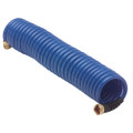 HoseCoil Blue Hose w\/Flex Relief - 25' [HS2500HP]
