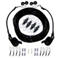 Rupp Double Rigging Kit w\/Lok-Ups & Nok-Outs - 260' Black Mono [CA-0175-MO]