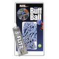 "Flitz Buff Ball - Extra Large 7"" - Blue w\/1.76oz Tube Flitz Polish [WB 201-50]"