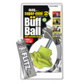 "Flitz Buff Ball - Super Mini 2"" - Yellow w\/1.76oz Tube Flitz Polish [SM 10250-50]"