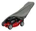 Dallas Manufacturing Co. Push Lawn Mower Cover - Black [LMCB1000S]