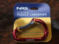 NRS Solid Gate Paddle Carabiner
