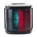Hella Marine Bi-Color Navigation Light - Incandescent - 2nm - Black Housing - 12V [002984315]