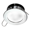 i2Systems Apeiron Pro A503 Recessed LED - Tri-Color - Cool White\/Red\/Blue - 3W Dimming - Round Bezel - Chrome Finish [A503-11AAG-HE]