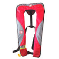 First Watch 24 Gram Inflatable PFD - Manual - Red\/Grey [FW-240M-RG]