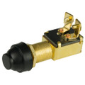 BEP 2-Position SPST Push Button Switch - OFF\/(ON) [1001505]