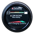 Dual Pro Battery Fuel Gauge - DeltaView Link Compatible - 12V System (1-12V Battery, 2-6V Batteries) [BFGWOV12V]