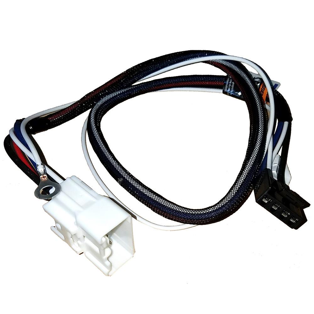 Tekonsha Brake Control Wiring Adapter - 2 Plugs