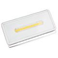 Lunasea 1600 Lumen Interior\/Exterior Adjustable Area Light w\/Stainless Steel Swivel Mounting Bracket - White [LLB-61WO-81-00]