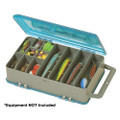 Plano Double-Sided Tackle Organizer Medium - Silver\/Blue [321508]