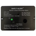 Safe-T-Alert 62 Series Carbon Monoxide Alarm w\/Relay - 12V - 62-542-R-Marine - Flush Mount - Black [62-542-R-MARINE-BL]