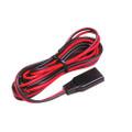 Vexilar Power Cord f\/FL-18  FL-8 Flashers [PC0001]