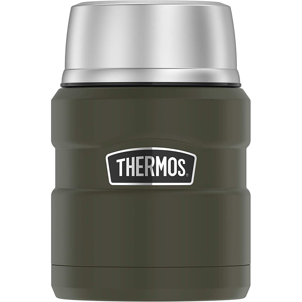 Thermos SK1000PG4 Stainless Steel King Travel Mug 16 Ounce