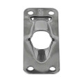 "Schaefer Exit Plate\/Flat f\/Up To 1\/2"" Line [34-46]"