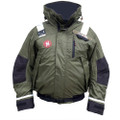 First Watch AB-1100 Pro Bomber Jacket - X-Large - Green [AB-1100-PRO-GN-XL]