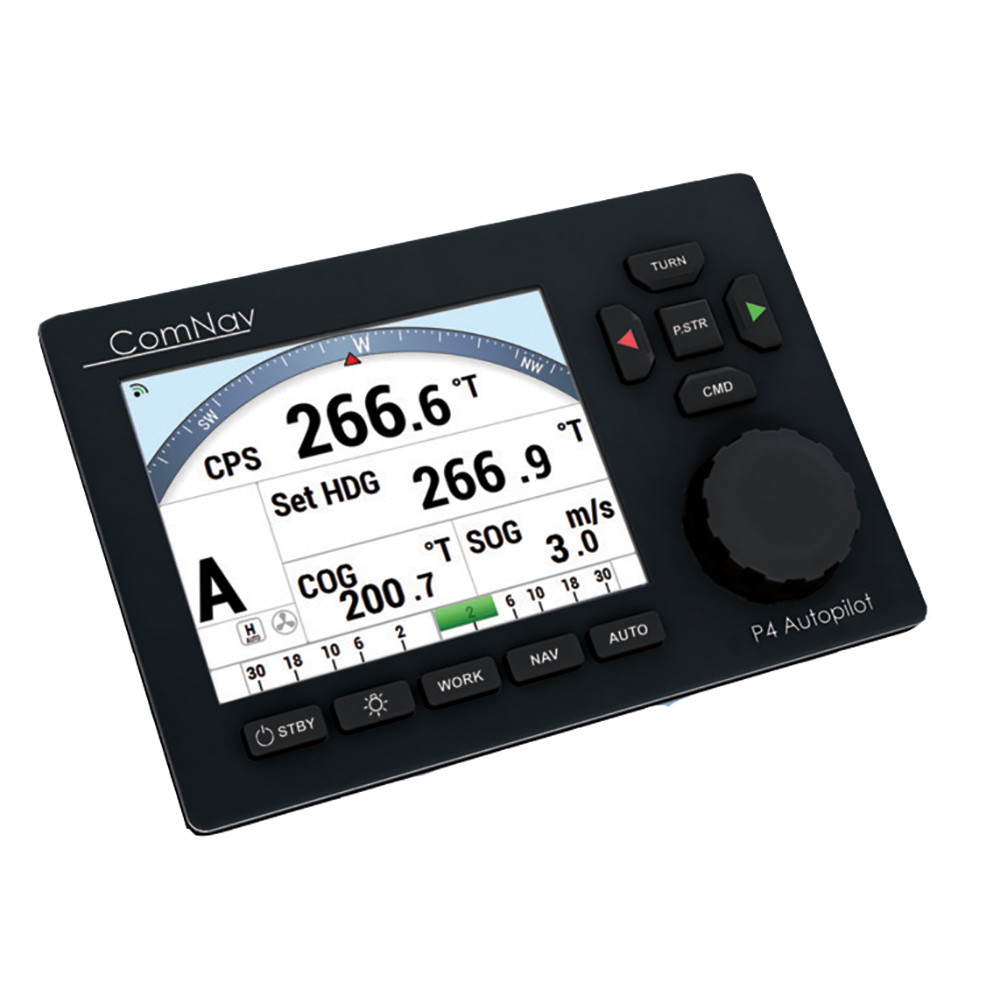ComNav P4 Color Pack - Magnetic Compass Sensor Rotary Feedback f/Yacht  Boats *Deck Mount Bracket Optional [10140007Y]