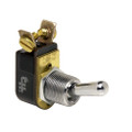 Cole Hersee Light Duty Toggle Switch SPST Off-On 2 Screw [M-484-BP]