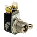 Cole Hersee Light Duty Toggle Switch SPST Off-On 2 Screw - Ball Type Actuator [M-493-BP]