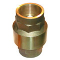 "GROCO 1"" Bronze In-Line Check Valve [CV-100]"