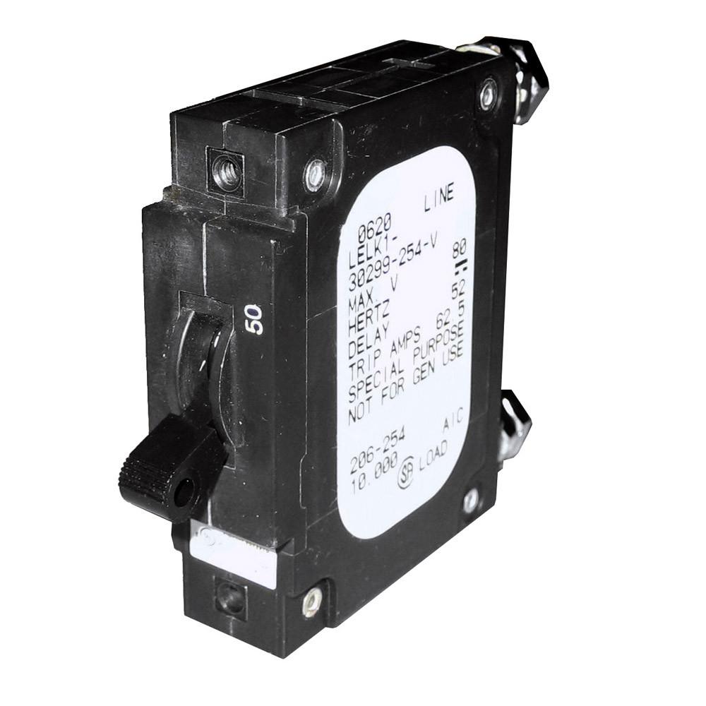 "Paneltronics Circuit Breaker Boot 5//8/"" Round Nut White #048-035"
