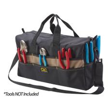 """CLC 18"""" Large Tool Tote Bag - 17 Pocket [1113]"""