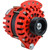 Balmar Alternator 170 Amp, 12V Single Foot Internal Regulator K6 Pulley [XT-SF-170-IR]