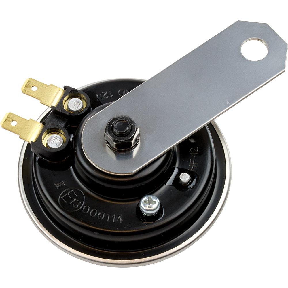 Sea-Dog Horn-Mini Compact Black #431153-1