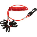 Sea-Dog 7 Key Kill Switch Universal Lanyard [420495-1]