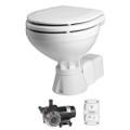 Johnson Pump AquaT Toilet Electric Compact - 12V w\/Pump [80-47231-01]