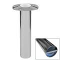 "Lee's 0 Degree Stainless Steel Heavy Duty Bar Pin Rod Holder - 2.25"" O.D. [RH532VS\/XS]"