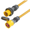 Marinco 100 Amp 125\/250V 3-Pole, 4-Wire Shore Power Cable Set Extension Cord - 50 [CS50EXT4]