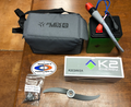Blue Sky / Jackson E Drive 9.6 ah K2 Lithium Battery and Case Package