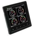 "Maretron DSM570 5.7"" High Resolution Color Display w\/Black Enclosure [DSM570-01]"