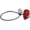 Xintex MS-2 Head Gasoline  Propane Sensor Red Plastic w\/Quick Disconnect [MS-2 HEAD]