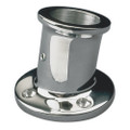 "Sea-Dog Stainless Steel Flag Pole Socket - 1"" [491912-1]"
