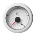 "VDO 2-1\/16"" (52MM) OceanLink Coolant Temperature Gauge - White Dial  Bezel [A2C1065990001]"