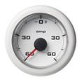 "VDO 2-1\/16"" (52MM) OceanLink Battery Current Gauge - White Dial  Bezel [A2C1349660001]"