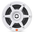 "JBL 8"" Coaxial Marine RGB Speakers - White STADIUM Series [STADIUMMW8030AM]"