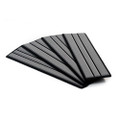 "SeaDek Brushed 6mm 4-Piece Step Kit - 3.75"" x 12.75"" - Storm Gray\/Black Faux Teak [23902-80066]"