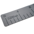 "SeaDek 4"" x 36"" 3mm Fish Ruler w\/Laser SD Logo - Storm Gray [22135-80038]"