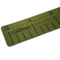 "SeaDek 4"" x 36"" 3mm Fish Ruler w\/Laser SD Logo - Olive Green [22135-80050]"