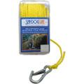 "Sea-Dog Poly Pro Anchor Line w\/Snap - 1\/4"" x 50 - Yellow [304206050YW-1]"
