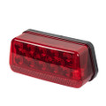 """Wesbar LED Submersible Wrap-Around Over 80"""" Taillight Kit w\/25 Wiring Harness - Low Profile [281500]"""