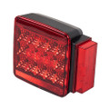 """Wesbar LED Submersible Over 80"""" Combination Taillight Kit w\/25 Wire Harness [283500]"""