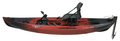 NuCanoe Frontier 12 w/ Pivot Drive and 360 Fusion Seat