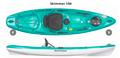 Hurricane Kayaks Skimmer 106